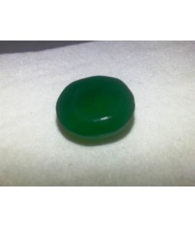 7.40 Carats  Natural Onyx Oval Shape 12.30x10.04x8.04 mm