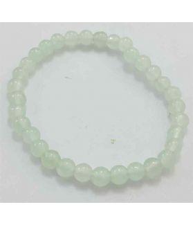Aqua Green Jade Bracelet 9 Gram (Length 8 Inch)
