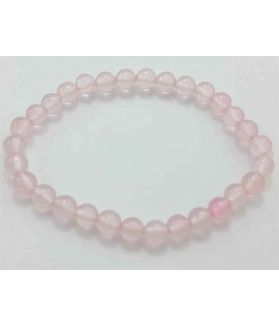 Light Pink Jade Bracelet 10 Gram (Length 8 Inch)