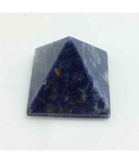 Sodalite Pyramid 21 to 40 Gram Avg