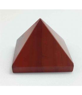 Small Red Jasper Pyramid 21 to 23 Gram