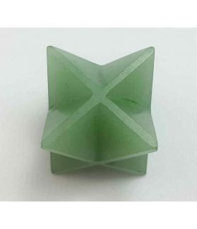 Aventurine Merkaba Star 25 mm