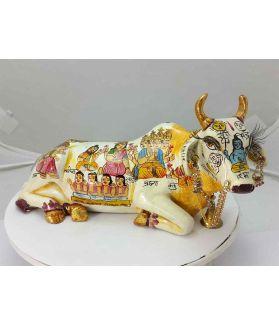 Top Quality Kamdhenu Cow White Color