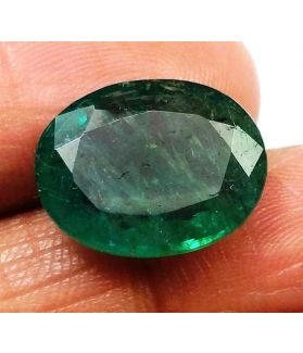 7.20 Carat Zambian Emerald
