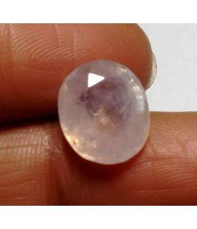 6.04 CT Pink Sapphire Natural Ceylon Mines Gemstone