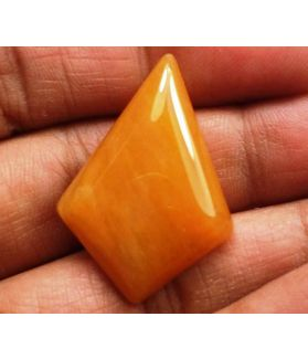 17.02 CT Orange Aventurine 100 % Natural Gemstone