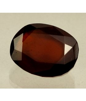 6.50 Carats African Hessonite  13.80x10.10x5.30 mm