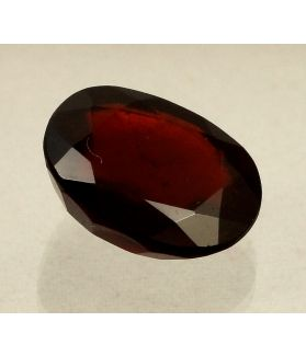 7.75 Carats African Hessonite  14.50x11.60x5.90mm