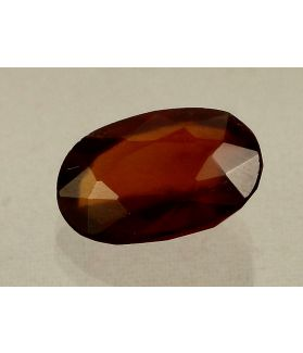 4.65  Carats African Hessonite 12.40x8.65x5.10mm