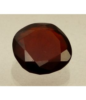 13.59 Carats African Hessonite 13.15x12.50x9.70mm