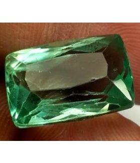 11.40 Carats Natural Kunzite Rectangular Shape  15.18 x 10.45 x 7.68 mm