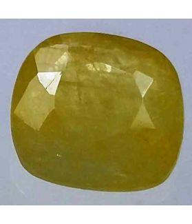 3.03 Carats Ceylon Yellow Sapphire 9.25 x 8.82 x 3.84 mm