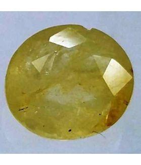 2.68 Carats Ceylon Yellow Sapphire 8.51 x 7.89 x 4.12 mm