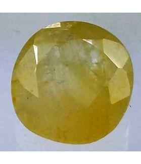 3.23 Carats Ceylon Yellow Sapphire 9.25 x 8.68 x 4.13 mm