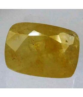 4.12 Carats Ceylon Yellow Sapphire 10.65 x 7.79 x 4.66 mm