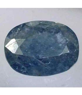 3.74 Carats Ceylon Blue Sapphire 11.16 x 8.94 x 3.51 mm