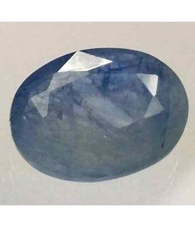 5.55 Carats Ceylon Blue Sapphire 12.67 x 9.65 x 4.53 mm