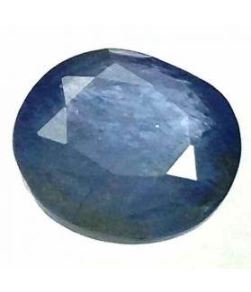 2.60 Carats Ceylon Blue Sapphire 8.18 x 7.70 x 4.03 mm