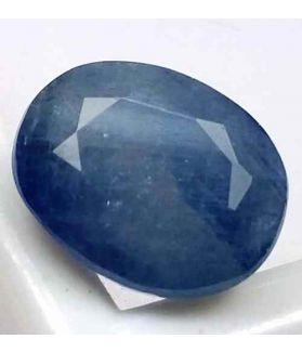 7.94 Carats Ceylon Blue Sapphire 11.61 x 9.54 x 7.99 mm