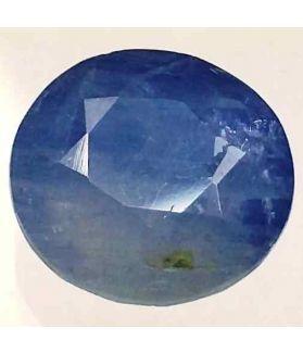 4.54 Carats Ceylon Blue Sapphire 10.12 x 10.02 x 4.51 mm