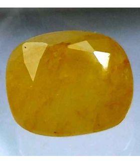 6.10 Carats Ceylon Yellow Sapphire 11.11 x 9.39 x 5.67 mm