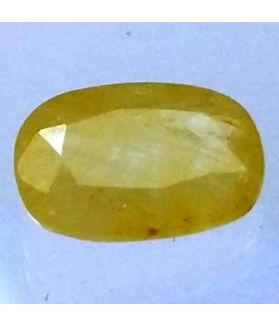 2.58 Carats Ceylon Yellow Sapphire 10.21 x 6.67 x 3.52 mm