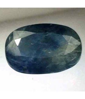 9.83 Carats Ceylon Blue Sapphire 15.38 x 10.55 x 5.71 mm
