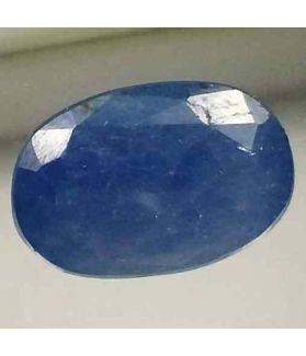 7.74 Carats Ceylon Blue Sapphire 13.39 x 9.01 x 6.22 mm