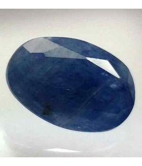 13.21 Carats Ceylon Blue Sapphire 16.26 x 10.88 x 7.54 mm