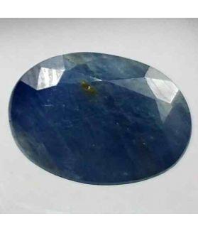 9.69 Carats Ceylon Blue Sapphire 14.60 x 10.48 x 6.78 mm