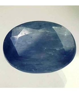 6.10 Carats Ceylon Blue Sapphire 12.96 x 9.47 x 5.28 mm