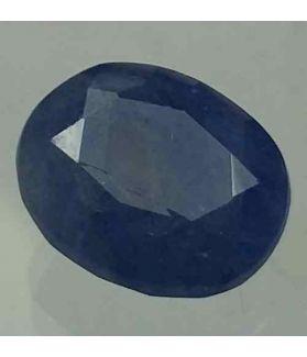 3.99 Carats Ceylon Blue Sapphire 10.12 x 8.65 x 4.70 mm