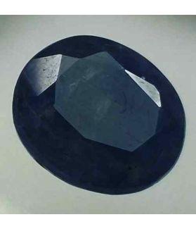 10.41 Carats Ceylon Blue Sapphire 13.53 x 12.01 x 7.11 mm