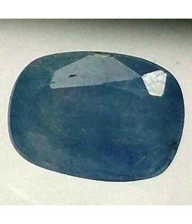 5.06 Carats Ceylon Blue Sapphire 10.74 x 7.98 x 6.04 mm