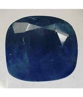 6.03 Carats Ceylon Blue Sapphire 10.55 x 9.84 x 5.77 mm
