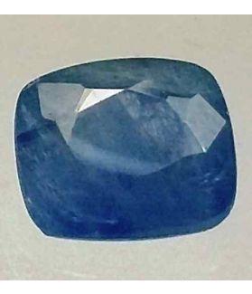 4.36 Carats Ceylon Blue Sapphire 10.03 x 8.74 x 4.77 mm
