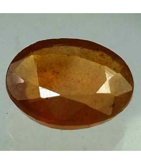 4.64 Carats African Yellow Sapphire 11.34 x 9.06 x 4.05 mm