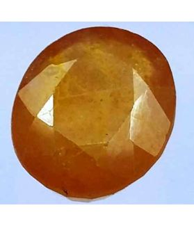 5.69 Carats African Padparadscha Sapphire 11.45 x 9.45 x 4.90 mm