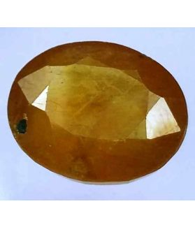 11.53 Carats African Padparadscha Sapphire 14.17 x 12.01 x 6.50 mm