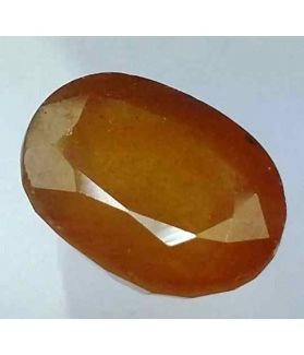 7.80 Carats African Padparadscha Sapphire 11.98 x 8.76 x 6.77 mm