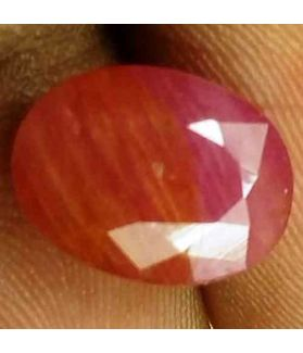 4.60 Carats Burma Mines Ruby 10.73 x 8.11 x 5.21 mm