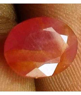 3.28 Carats Burma Mines Ruby 9.01 x 7.23 x 5.58 mm
