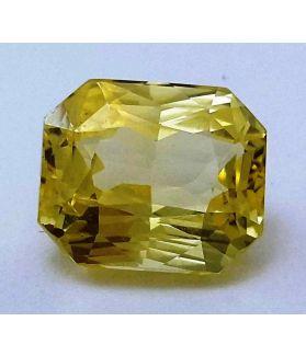 8.85 Carats Sapphire 11.96 X 10.11 X 6.80mm