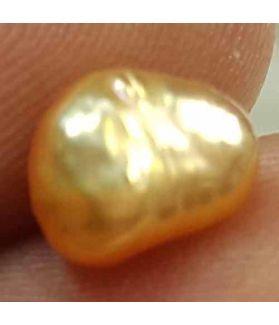 1.17 Carats Natural Venezuela Pearl 7.46 x 5.83 x 4.07 mm