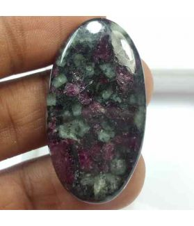37.75 Carats Natural Eudialyte 36.88 x 21.09 x 4.06 mm