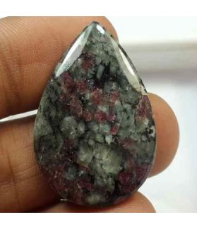 27.3 Carats Natural Eudialyte 29.62 x 22.56 x 4.24 mm