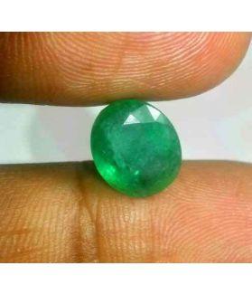 4.57 Carats Colombian Emerald 10.83 x 9.05 x 6.26 mm