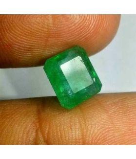3.49 Carats Colombian Emerald 9.21 x 8.22 x 4.84 mm