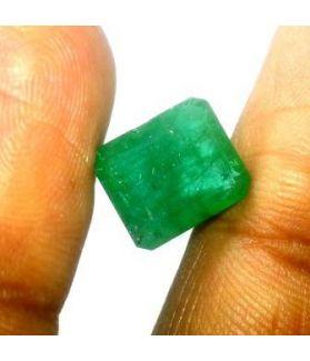 5.48 Carats Colombian Emerald 11.30 x 9.83 x 5.61 mm