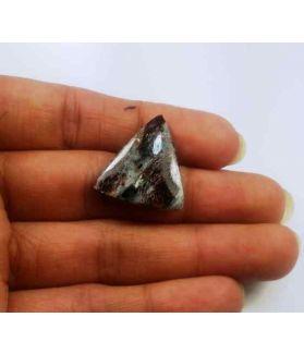 13.92 Carats Astrophyllite 21.71 X 19.24 X 4.51 mm